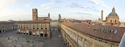 Quadrato principale - Bologna Immagine Stock Libera da Diritti