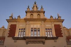 Quadrato principale a Cracovia Immagini Stock