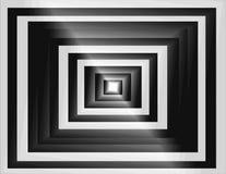 Quadrato quattro Fotografia Stock
