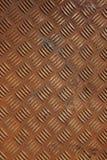 Quadratplattenmetall lizenzfreies stockfoto
