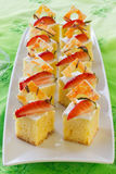 Quadri i mini pan di Spagna Fotografie Stock Libere da Diritti