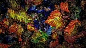 Quadriculação abstrata, fundo decorativo do grunge do vintage, com textura floral de cursos largos, projeto da pintura para a tap Imagens de Stock