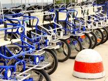 Quadricycley Royalty Free Stock Photo