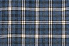 Quadrierte Textilbeschaffenheit Lizenzfreies Stockbild