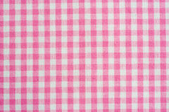 Quadrierte Textilbeschaffenheit. Lizenzfreies Stockfoto