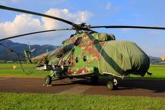 Quadril de mil. Mi-17 imagem de stock