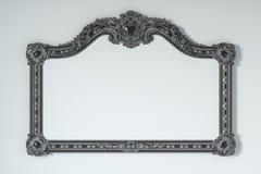 Quadro clássico em um fundo branco rendição 3d Fotos de Stock Royalty Free