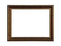 Quadro clássico da lona de pintura isolado Foto de Stock