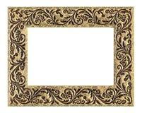 Quadro com ornamento Imagem de Stock Royalty Free