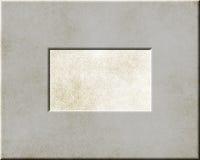 Quadro com textura Fotos de Stock