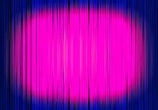 Quadro cor-de-rosa e azul Imagem de Stock Royalty Free