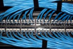 Quadro d'interconnessione Fotografia Stock