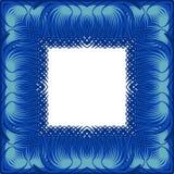 Quadro da beira decorativa Imagens de Stock Royalty Free