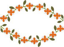 quadro da flora Imagens de Stock Royalty Free