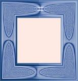 Quadro da foto de um simétrico abstrato colorido fotografia de stock royalty free