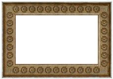 Quadro da foto - madeira velha Fotografia de Stock Royalty Free