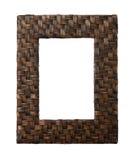 Quadro da textura da cesta Fotografia de Stock Royalty Free