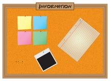 Quadro de anúncios Imagens de Stock