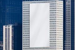 Quadro de avisos - projeto urbano Foto de Stock