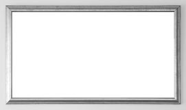 Quadro de Gray Wood Imagem de Stock