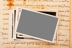 Quadro de imagens imagem de stock royalty free