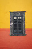 Quadro de janela mexicano Foto de Stock