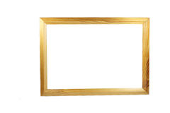 Quadro de madeira Fotografia de Stock