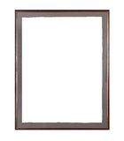 Quadro de madeira Fotos de Stock
