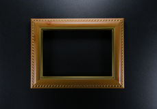Quadro de madeira Foto de Stock Royalty Free