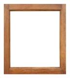 Quadro de madeira, quadro velho Foto de Stock Royalty Free
