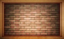 Quadro do fundo do Grunge Imagens de Stock