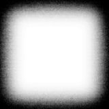 Quadro do Grunge, cor preta, fundo criativo com espaço para o yo fotografia de stock royalty free