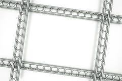 Quadro do metal Imagem de Stock Royalty Free