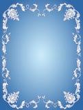 Quadro do ornamento do vintage Imagem de Stock