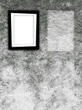 Quadro do polígono Fotografia de Stock Royalty Free