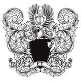 Quadro do Victorian Imagens de Stock Royalty Free