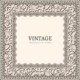 Quadro do vintage Imagem de Stock Royalty Free