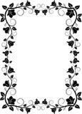 Quadro floral Fotografia de Stock Royalty Free