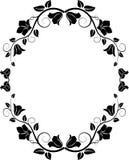 Quadro floral Imagem de Stock