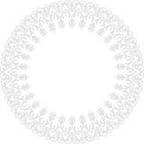 Quadro moderno floral do vetor Imagem de Stock Royalty Free