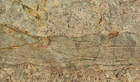 Quadro muito agradável do fundo natural da textura rachada da rocha foto de stock royalty free