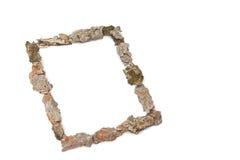 Quadro na madeira fotografia de stock royalty free