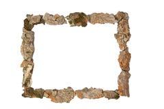 Quadro na madeira Imagens de Stock Royalty Free