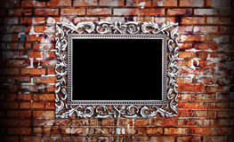 Quadro na parede Imagens de Stock