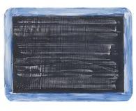 Quadro-negro da ardósia com textura do giz Imagem de Stock Royalty Free