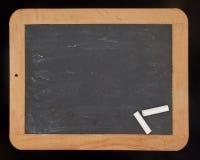 Quadro-negro e giz Foto de Stock Royalty Free