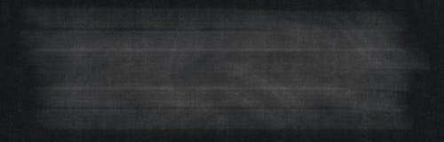 Quadro-negro ou quadro Foto de Stock Royalty Free