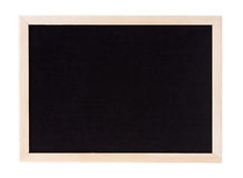 Quadro-negro pequeno Imagem de Stock Royalty Free