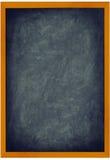 Quadro-negro/quadro - textura do vintage Fotos de Stock