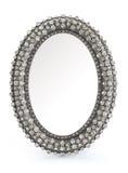 Quadro oval Imagens de Stock Royalty Free